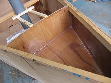 stratification baille mouillage voilier Lili 6,10